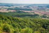 Fototapeta Fototapety z naturą - Aussicht auf dem Großen Gleichberg in Thüringen © Thomas Otto