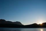Canadian mountainous coast