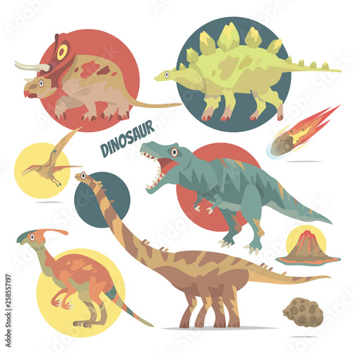 fototapeta na ścianę Dinosaur