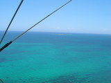 View of lighthouse in Varadero Cuba