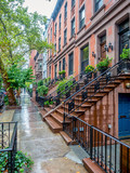 New York City brownstone