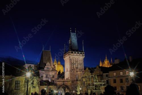 fototapeta na ścianę Tower of Prague