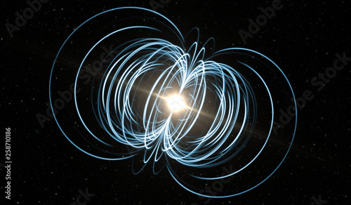 Magnetar - neutron star with an extremely powerful magnetic field