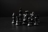 chess board game for ideas and competition
