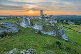 Fototapeta Rocks - Wzgórze Zamku w Olsztynie. © whitelook