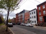 Street in Jersey City, New Jersey