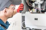 Central Gas Heater Repair - 258799511