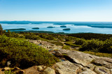 Acadia National Park, a stunning national treasure on the coast of Maine in the USA