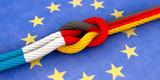 Verbundenheit zwischen Frankreich und Deutschland