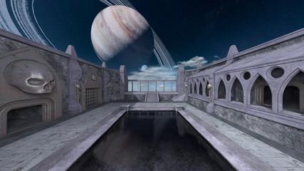 惑星とパレス