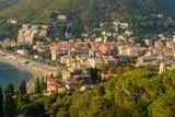 View of Levanto. Italy
