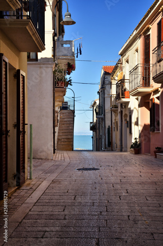 Termoli is a little town in the south of Italy with a charming medieval downtown