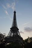 Fototapeta Eiffel Tower - Paryż wieża Eiffla © Shadow