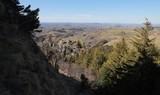 Fototapeta Fototapety z naturą - paysage du somment de la roche Sanadoire, Auvergne © Jacky Jeannet