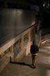 Man at night - 258940101