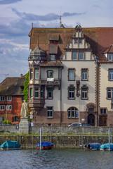 Konstanz at Lake Constance, Germany