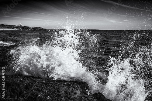 water and waves - 258987503