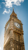 Fototapeta London - Big Ben © Damian