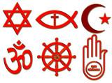 6 world religions