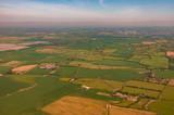 Irlanda, la meravigliosa isola di smeraldo, vista aerea