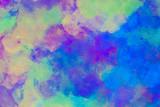 modern Art Wallpaper in bläulichen Farbtönen
