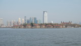 NYC from the harbor
