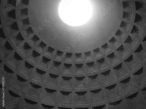 fototapeta na ścianę geometric ceiling