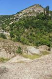 Fototapeta Fototapety z naturą - Rock formation The Stone Dolls of Kuklica near town of Kratovo, Republic of North Macedonia © Stoyan Haytov