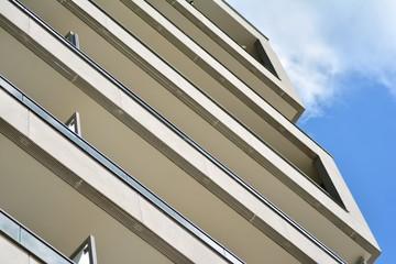 European modern residential architecture