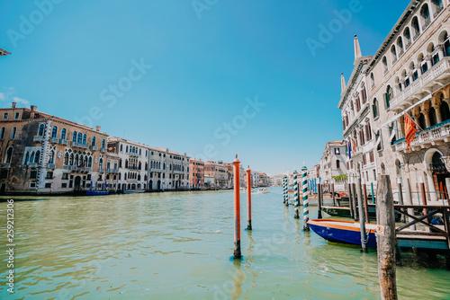 fototapeta na ścianę Canals of Venice
