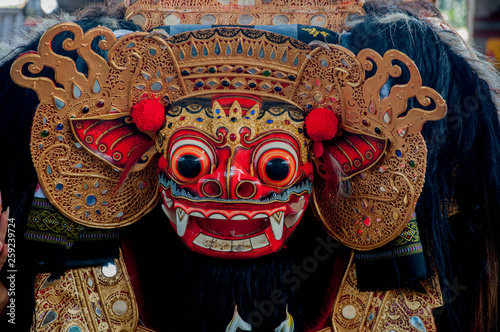 canvas print picture Barong