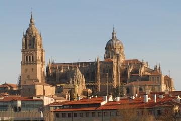Images of Salamanca in Castilla y Leon. Spain