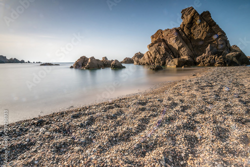 Sardinien Costa Paradiso landscape