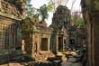 Ruines du temple d'Angkor