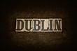 Dublin grunge tiles - 259393315