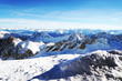 canvas print picture - Zugspitze