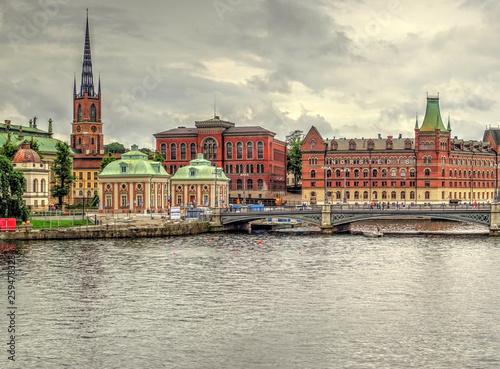 fototapeta na ścianę Stockholm, Sweden