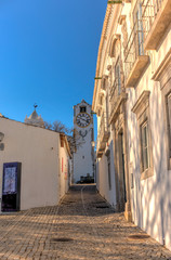Tavira, picturesque village in Southern Portugal