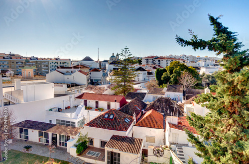 Tavira, picturesque village in Southern Portugal - 259496510
