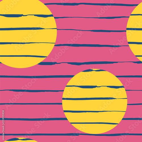 Abstract seamless pattern © renko_art