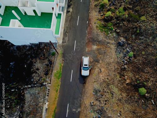Teneriffa Luftbilder - Ganz Teneriffa aus der Luft fotografiert