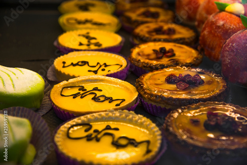 tarte au citro © Photo Feats