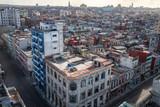 Historic city of Havana, UNESCO world heritage site, over the rooftops
