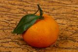 Sweet ripe Mandarin