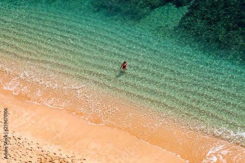 Vacaciones en la playa - 259670106