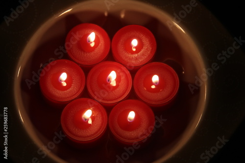 Candles © Sascha Harazim