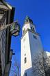 canvas print picture - Celle: Stadtkirche St. Marien (1308, Niedersachsen)