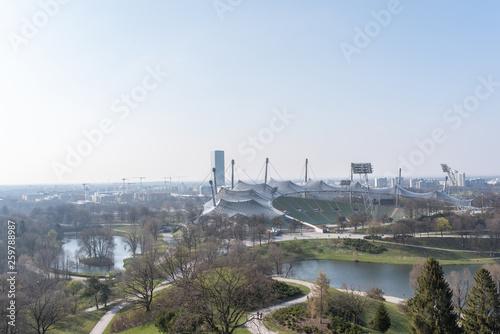Frühling in München Olympiapark - 259788987