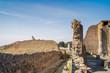 Quadro Ruins of Pompeii in March