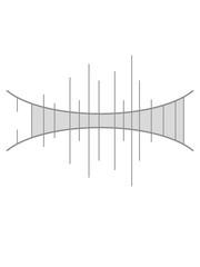 streifen striche linien design dekorativ cool muster